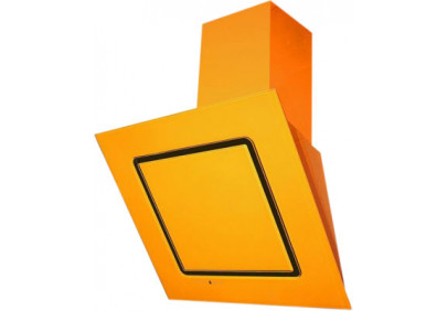 Вытяжка для кухни ELIKOR Оникс 60 оранжевый / оранжевое стекло