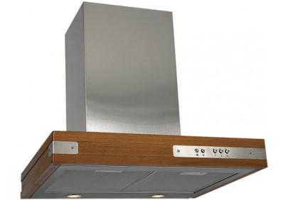 Вытяжка для кухни ELIKOR Патио 60 нержавейка / дуб коричневый