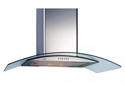 Вытяжка для кухни CATA C 600 glass inox H