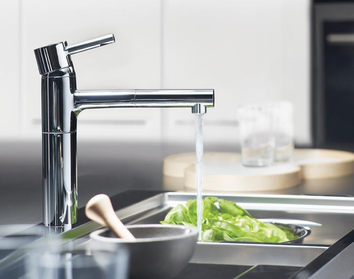 Как выбрать смеситель для кухни и какой лучше - рассмотрим варианты