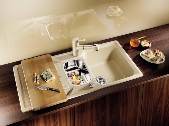 Кухонные мойки Blanco - отзывы, преимущества, недостатки