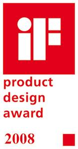 Кухонные смесители Blanco Elos завоевали престижную награду в 2008 году IF Design award